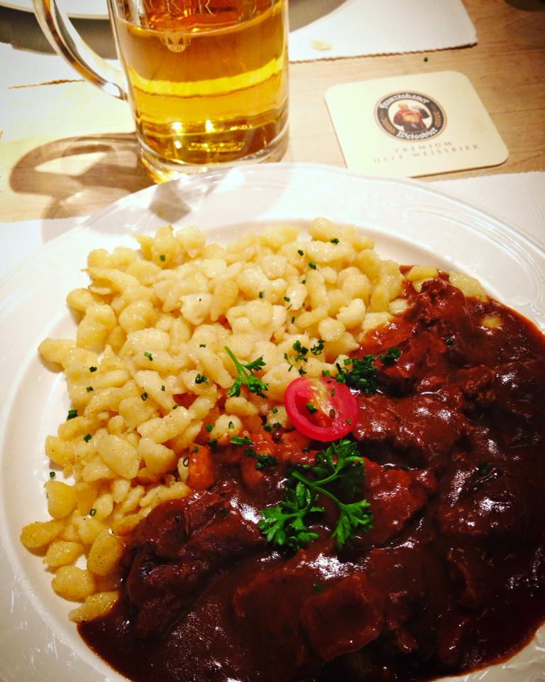 Goulash munich