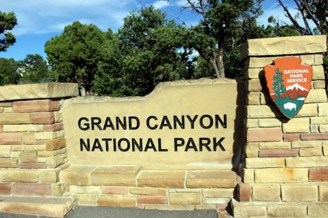 Grand Canyon National Park USA