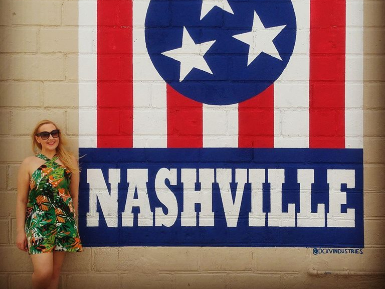 Visiting Nashville USA