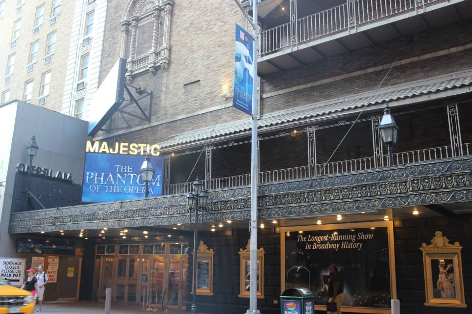 Majestic Theatre New York