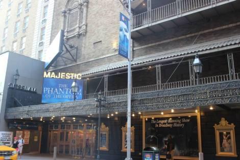 Majestic Theatre New York