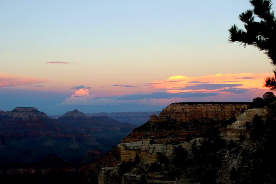 Visiting Grand Canyon USA