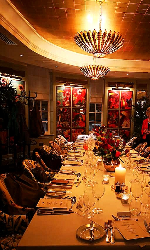 Private Dining Room at Ivy York