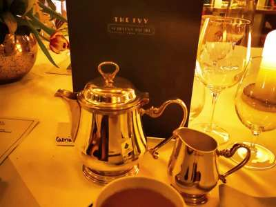 Ivy york tea