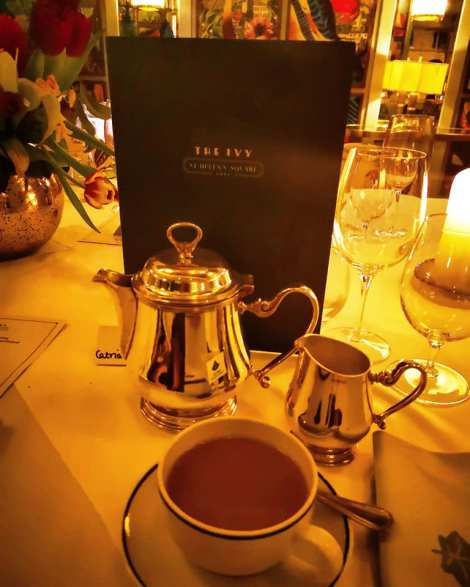 Ivy york tea